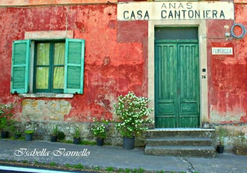 foto casa cantoniera isaian